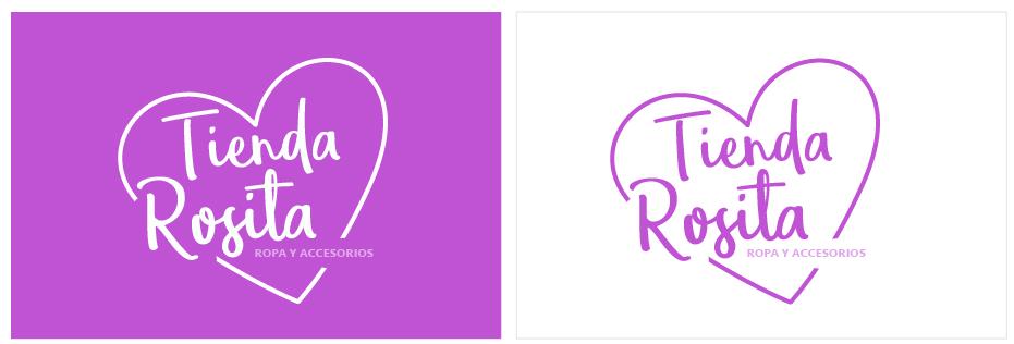 Logotipo Tienda Rosita